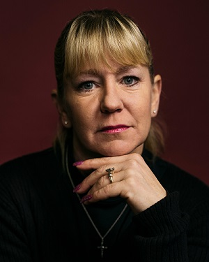Tonya Harding. Photograph: Kyle Johnson/The New York Times