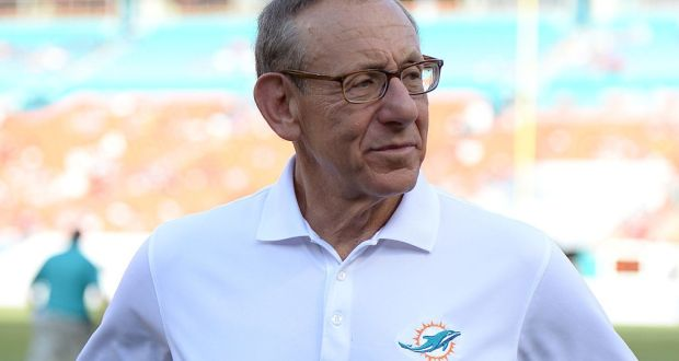 Irishman sells his tech firm to Miami Dolphins owner in $30m deal