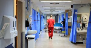 The Government's National Development Plan will commit to a new acute hospital in Cork. File photograph: Peter Byrne/PA Wire