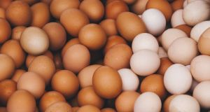 Changing one syllable in the order in Korean would mean the difference between 1,500 and 15,000 eggs. Photograph: iStock
