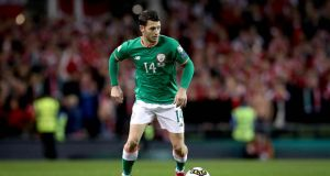 Ireland's Wes Hoolahan has retired from international football. Photo: Ryan Byrne/Inpho