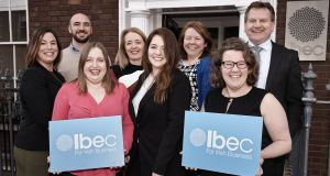 Great Place to Work was a perfect fit for Ibec because it was a systematic process of assessing the company's performance, says chief executive Danny McCoy. Photograph: Joe Keogh