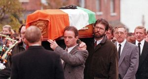 In Pictures - Gerry Adams : the legacy