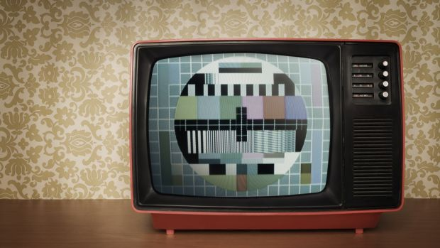 Television came in a form in the 1980s that is all but completely unrecognisable today