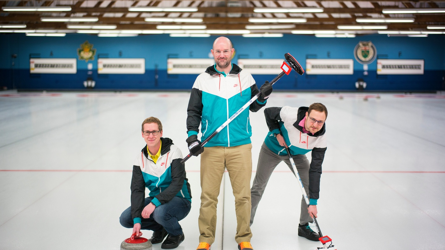 High-tech broom sweeps through curling at Winter Olympics