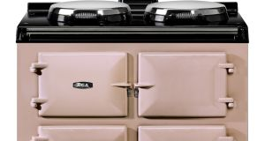 Millenial pink lands in the kitchen with Aga's new Blush-coloured cooker.