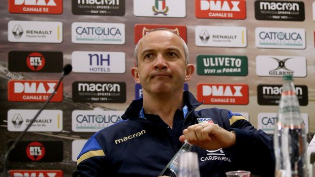 'They play much better rugby than England' - Parisse heaps praise on Ireland