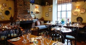 Michelin starred: Wild Honey,  Co Clare