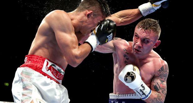 boxing management company mtk global to boycott irish media