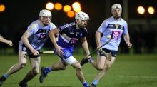 Patrick Maher in action for UCD against DIT. Photograph: Ryan Byrne/Inpho