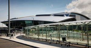 The biggest percentage gain was in Dublin airport, where 6 per cent more commercial flights took off per day on average.