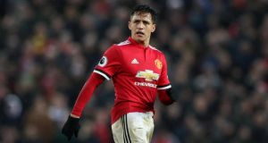 Manchester United striker Alexis Sanchez struck a deal with Spanish authorities to accept a 16-month suspended jail sentence for tax fraud in return for avoiding a trial. Photo: Ian Kington/Getty Images