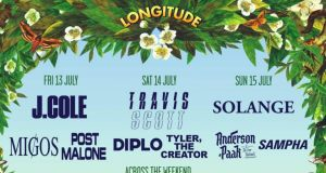 Longitude takes place in Marley Park from July 13th to 15th