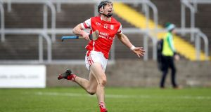 Mark Schutte:  Cuala are expected to welcome the Dublin forward back  for the semi-final against Liam Mellowes. Photograph: Ryan Byrne/Inpho