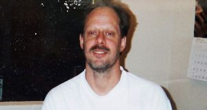 Undated photograph of Las Vegas gunman Stephen Paddock. Photograph: Eric Paddock/AP