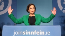 Mary Lou McDonald: 'Let's get to work'
