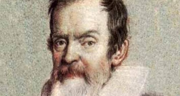 """Galileo: One of the """"giants"""" upon whose shoulders Newton and others stood."""