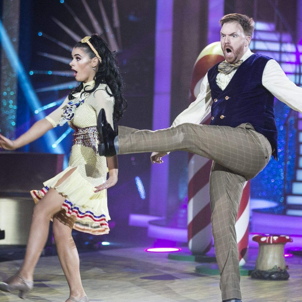 Dancing with the Stars: Series flagging as Dreaded Dance Off