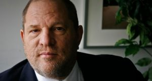 Prosecutors allege the Weinstein Company employed female employees whose primary job was to accompany Harvey Weinstein to events and to facilitate sexual conquests