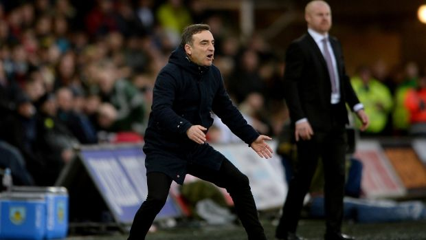 Carlos Carvalhal has overseen a revival at Swansea City. Photograph: Harry Trump/Getty