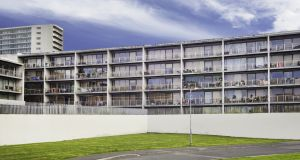 Ballymun apartments, Dublin