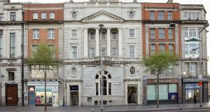 Ulster Bank on 2-4 Lower O'Connell Street, Dublin 1. The 1,130sq m (12,060sq ft) building was initially sold at the height of the property market in 2007