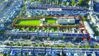 Offers in excess of €4.9 million are being invited for the 1.25-acre site at Dunville Close in Ranelagh, Dublin 6.