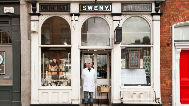 Sweny's: The pharmacy featured in James Joyce's 'Ulysses'