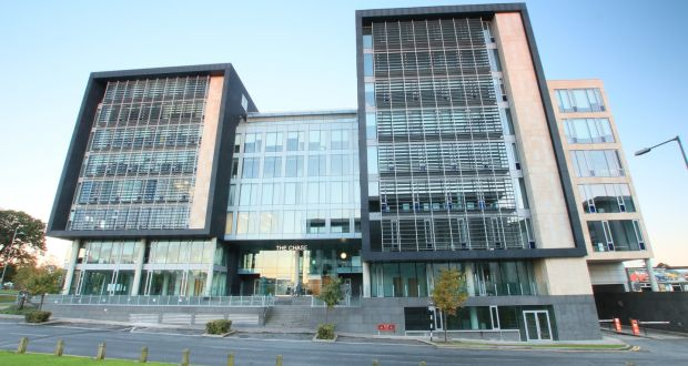 dublin office space. The Chase Development In Sandyford, Dublin: Google Will Take Up Space There Alongside Pre Dublin Office \