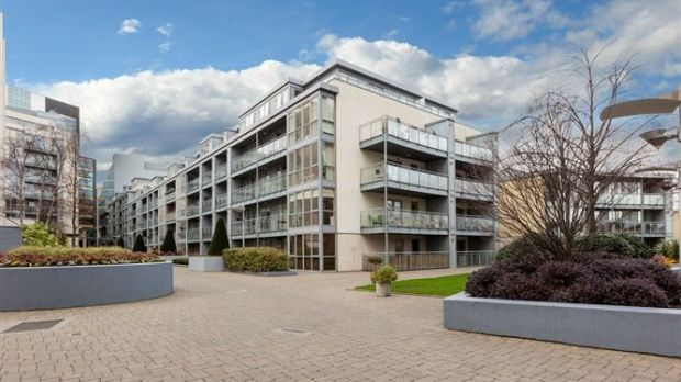 22 The Clayton, The Gasworks, Ringsend, Dublin 4: for sale through Lansdowne Partnership at €495,000.