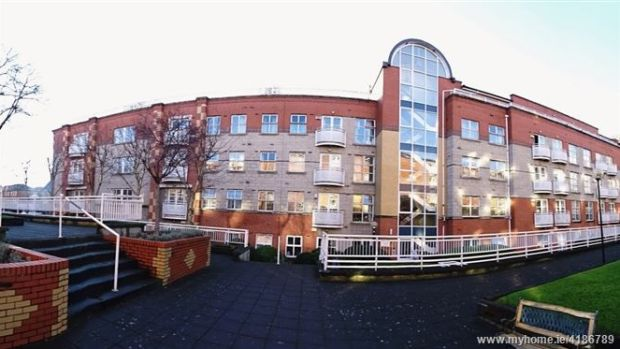 Apartment 34, Block B, The Richmond, North Brunswick Street, Dublin 7: a two-bed apartment is for sale at €270,000.