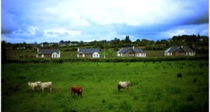 So far, only the Green Party has insisted that the Government must not deviate from plans to restrict one-off rural housing under the national planning framework. Photograph: Bryan O'Brien