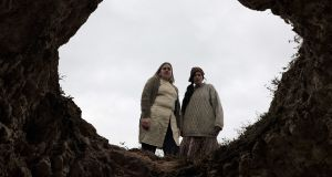 'We Don't Know What's Buried Here', a new play by Grace Dyas, is at venues in Dublin this week. Photograph: Dorje de Burgh