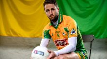 Corofin's Michael Lundy: the Galway club will face Kildare's Moorefield in the All-Ireland Senior Football Club Championship semi-final  at O'Connor Park on Saturday. Photograph: Sam Barnes/Sportsfile