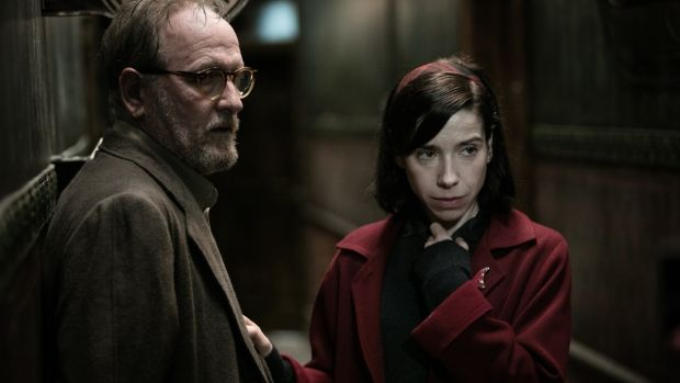 The Shape of Water: Most Oscar nominated movie is a lovely thing