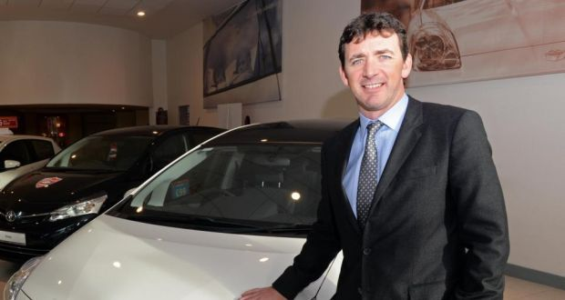 Steve Tormey: Toyota's chief executive in Ireland expects its new finance arm to provide funds for the rapidly growing hybrid sector.