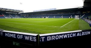 West Bromwich Albion are currently bottom of the league and seven points shy of safety. Photograph: Tony Marshall/Getty Images