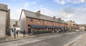 Fallon & Byrne is awaiting planning approval to redevelop five two-storey redbrick buildings on Ashgrove Terrace, on Dundrum's main street.