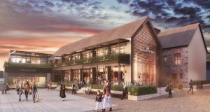 Fallon & Byrne has sought planning permission for a 9,000sq m flagship food hall, delicatessen and restaurant in Dundrum village.
