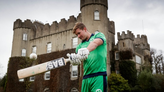 Barry McCarthy and Ireland are one of 10 teams vying for two remaining places at the 2019 Cricket World Cup. Photograph: Ryan Byrne/Inpho