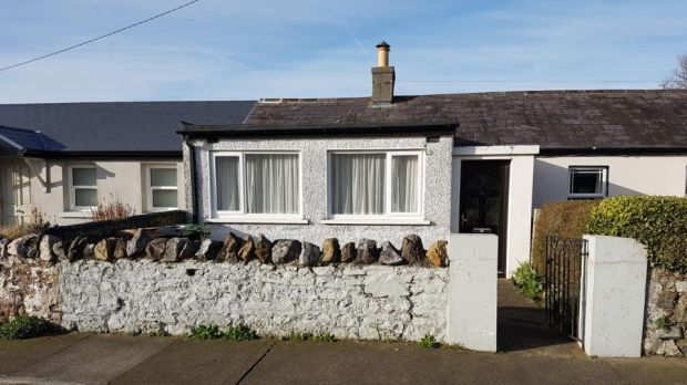 21 Church Road, Sutton, Dublin 13: this 63sq m three-bedroom, mid-terrace artisan cottage is in need of modernisation.