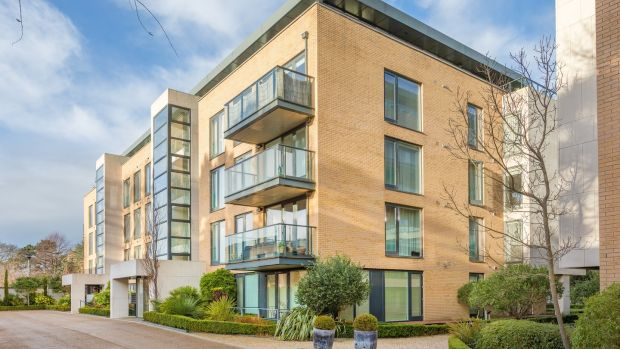 142 Bloomfield Park, Donnybrook: this one-bed, ground-floor unit of 49sq m, has a westerly patio.