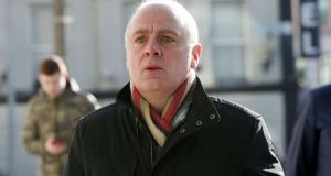 "Former chief executive  of Anglo Irish Bank, David Drumm (51)has pleaded not guilty to conspiring with former bank officials  at Anglo by ""dishonestly"" creating the impression that deposits in 2008 were €7.2 billion larger than they were."