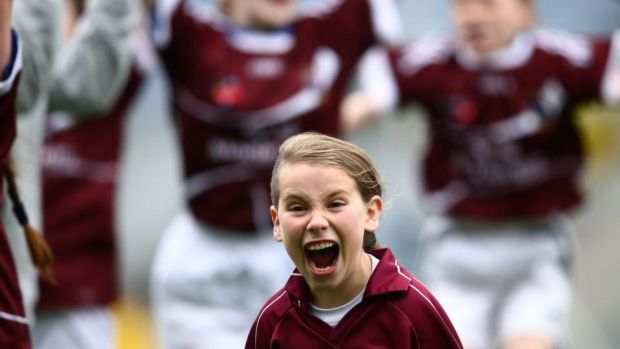 I still planned to enrol my daughter in the local hockey club too and did so on the first available Sunday. Photograph: ©INPHO/Cathal Noonan