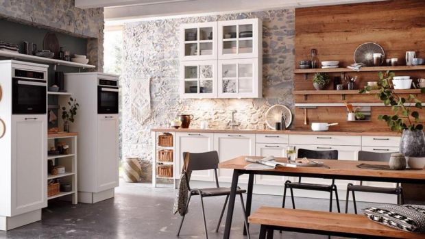 A Bristol-style design, available at Arena Kitchens
