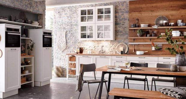 A Bristol Style Design, Available At Arena Kitchens
