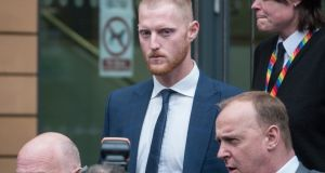 England cricketer Ben Stokes has been charged with affray over an incident outside a Bristol night club late last year, he has not played for England since being arrested in September. Photograph: Matt Cardy/Getty Images