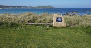 Narin and Portnoo is a 'links as it used to be, raw and beautiful'. Photograph: Google
