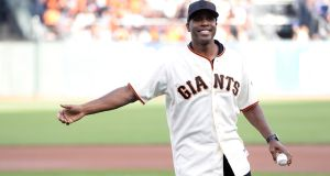 Barry Bonds: In the pantheon of chemical cheats, the former San Francisco Giants player is regarded as up there with the greatest in any sport. Photograph:  Harry How/Getty Images