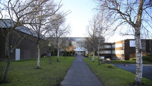 Coláiste Dhúlaigh, a highly respected college in Coolock, Dublin. Photograph: Nick Bradshaw